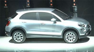 Surprise: voici le futur Fiat 500X!