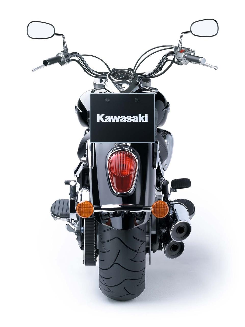 Nouveauté 2008 : Kawasaki VN2000 Classic