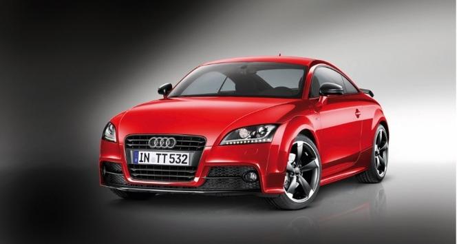 Audi dévoile la TT S-Line Competition