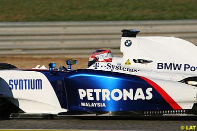 Formule 1 - BMW: Encore cette année, après, on verra