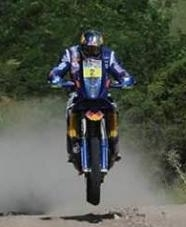 Dakar 2011 : Bilan de la course moto à la journée de repos