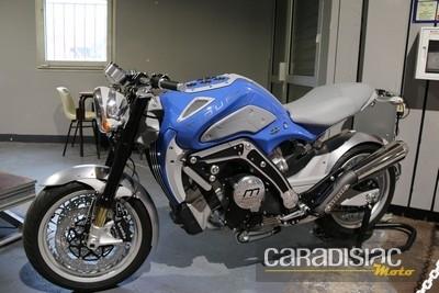 Rétromobile: la moto fait son retour pour l'édition 2017.