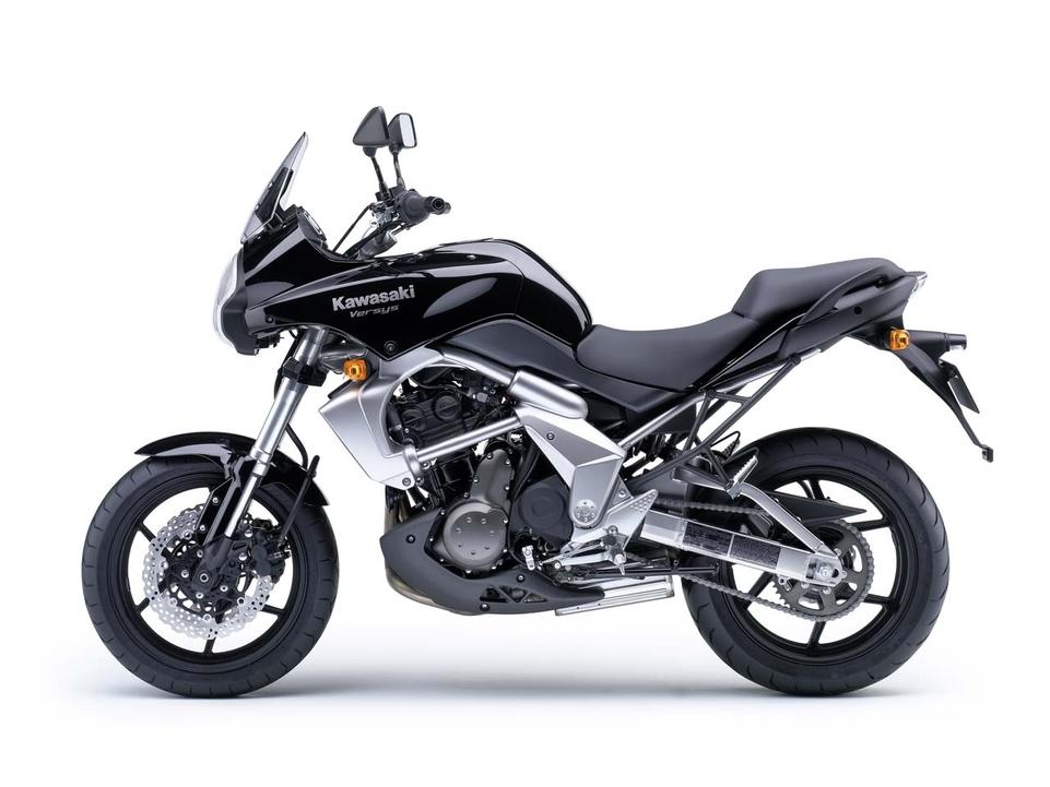 Nouveauté 2008 : Kawasaki Versys