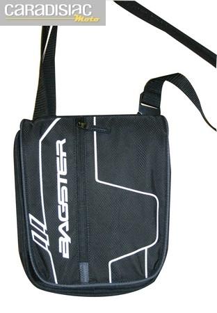 Un vide-poche pour deux-roues : la Bagster Wizz.