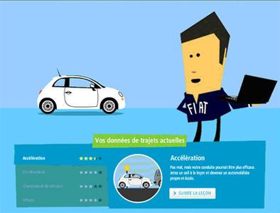 Essai - Fiat eco:Drive : l'écocitoyenneté à la portée de tous