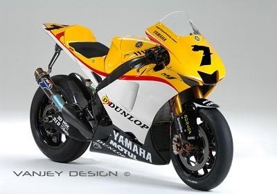 Moto GP 2008: Aspar Martinez dit non à une Yamaha Dunlop