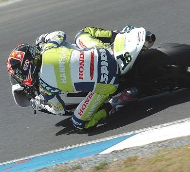 Supersport 2008: Charpentier sur la sellette