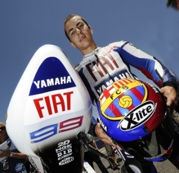Moto GP - Catalogne: Lorenzo affiche la couleur