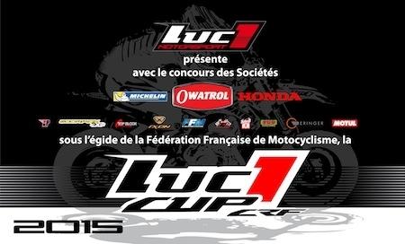 Luc1 Cup 2015: naissance d'une nouvelle formule en parallèle du championnat de France de Supermotard