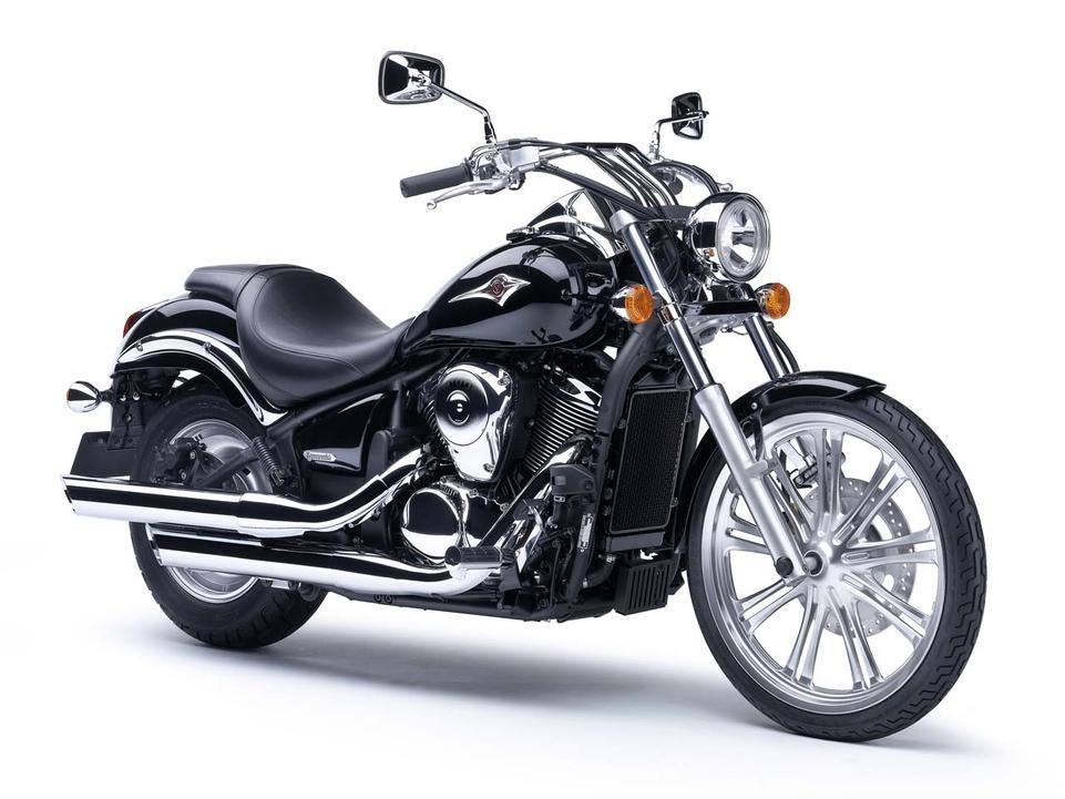 Nouveauté 2008 : Kawasaki 900 VN Classic