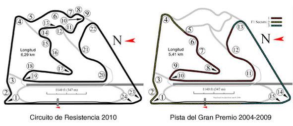 F1 - GP de Barheïn : nouveau tracé, plus long, plus difficile