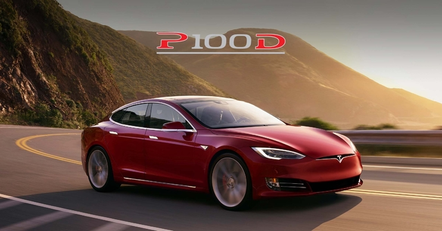 Tesla Model S P100D : une communication bien rodée