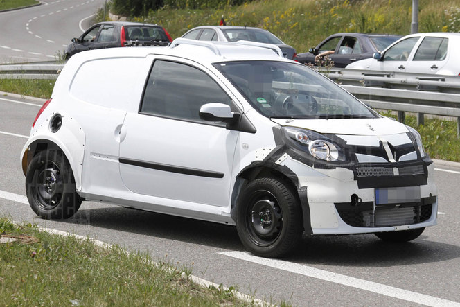La prochaine Smart Forfour surprise en test