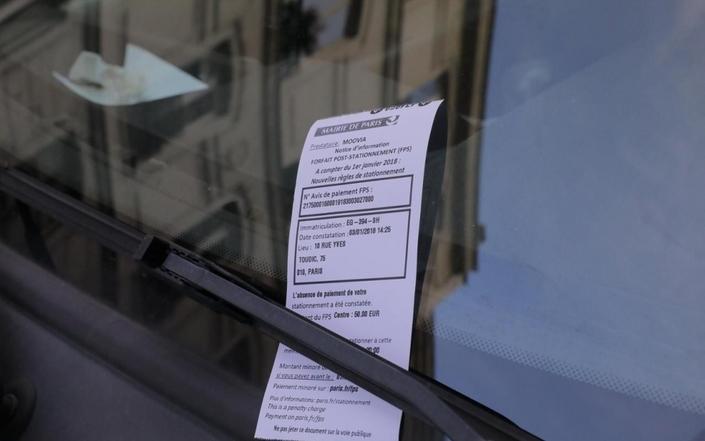 …seulement 22% d'entre nous qu'il est normal de payer son stationnement (pour 75% des usagers, c'est le risque d'amende qui incite à payer) (3)