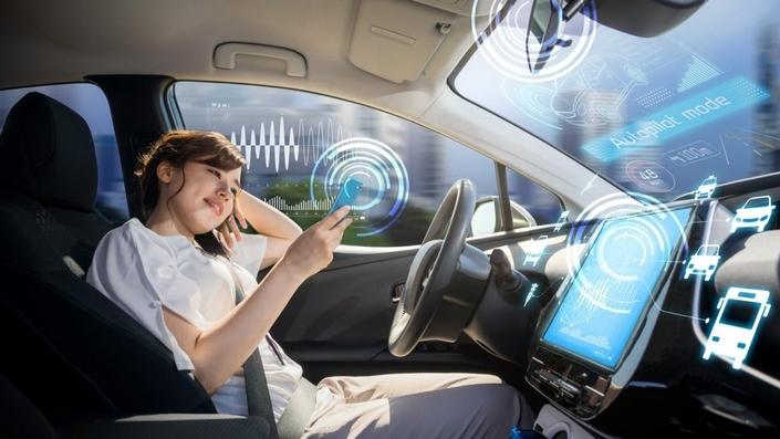 …58% des Français ne sont pas prêts à tenter l'expérience de la voiture autonome (2)
