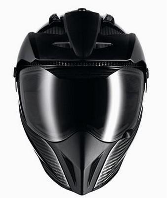 Le casque BMW Enduro change de robe : la version carbone.