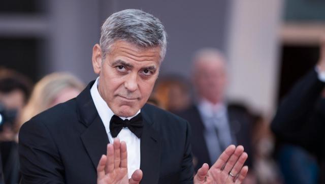 People: George Clooney victime d'un accident de scooter