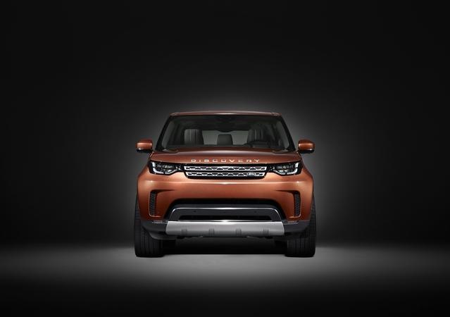 Land Rover : le nouveau Discovery se montre