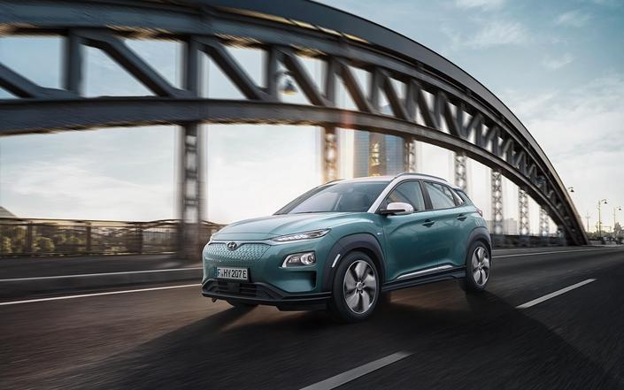 Salon de Val d'Isère 2018 - Hyundai Kona Electric: maintenant au courant