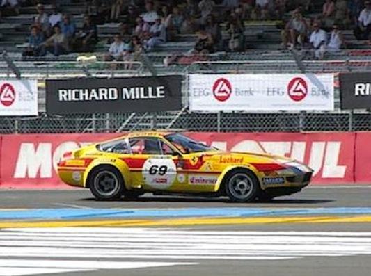 Soheil Ayari sera au Mans Classic