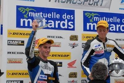 Interview de Yann Guillou, pilote Junior Cup