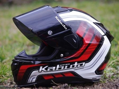 Essai Kabuto RT33: il ne lui manque plus que la notoriété...