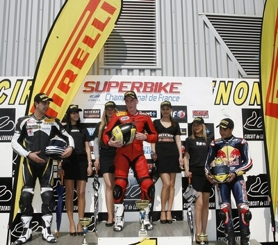 Trophée de France: la coupe Pirelli.