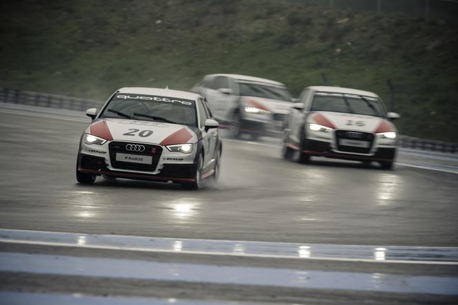 Caradisiac a testé l'Audi Endurance Expérience