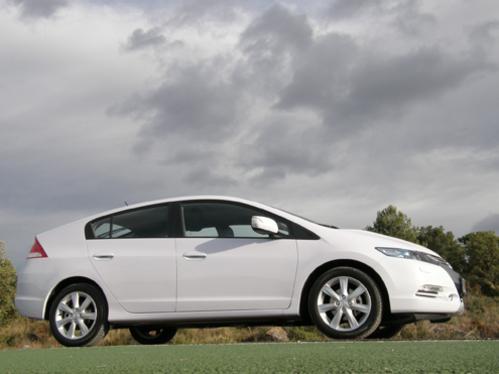 Essai vidéo - Honda Insight  :hybride bridée