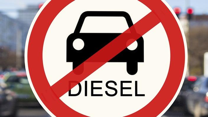 Le diesel pourrait ne plus représenter que 5% des ventes en 2030