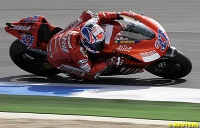 Moto GP: Portugal D.2: Le duel se précise