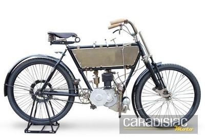 Résultats de la vente Bonhams du 5 févier 2015 au Grand Palais: les motos.