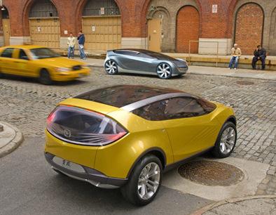 Une idée de la Mazda3 de 2018 ?