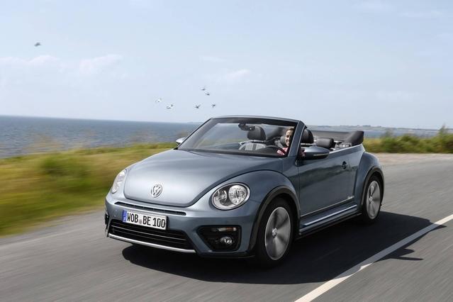 Volkswagen Coccinelle : des mises à jour pour les versions R-Line et Denim