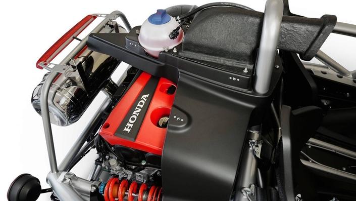 Nouvelle Ariel Atom : elle reprend le moteur de la Honda Civic Type R