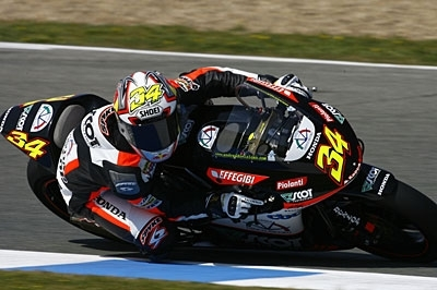 Moto GP 2008: Kopron Scot plus fort qu'Aspar Martinez