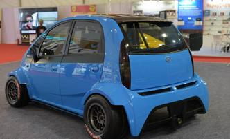 Tata Super Nano, une Nano de 230 ch !