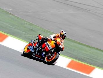 Moto GP - Catalogne D.1: Pedrosa ne peut pas évaluer le nouveau châssis