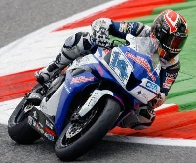 Supersport - Honda: De l'eau dans le gaz entre Matthieu Lagrive et Althea