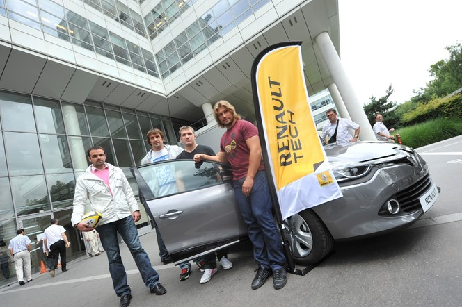 Renault réaffirme son engagement auprès des personnes à mobilité réduite