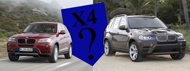 BMW, du X toujours du X...