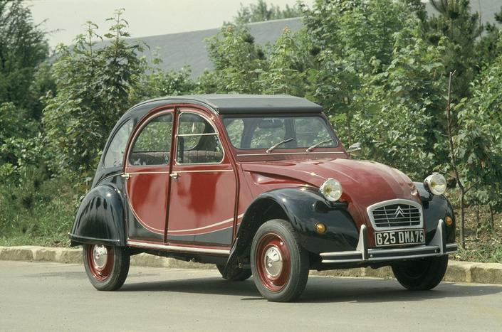 Spécial 14juillet - Top 10 des voitures françaises emblématiques