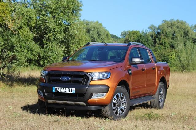 Essai vidéo - Ford Ranger 2016 : force spéciale