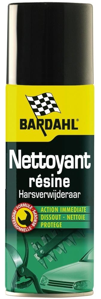 Entretien: Bardhal nettoyant résine