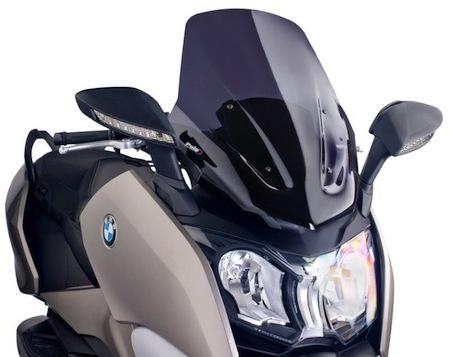 Puig: bulle V-Tech Sport pour le BMW C650GT