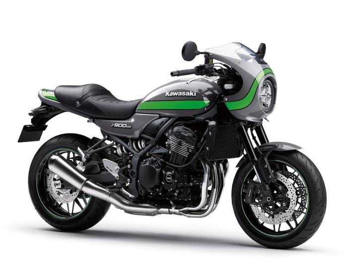 Nouveauté - Kawasaki: les nouvelles couleurs des Z 900 RS et RS Café