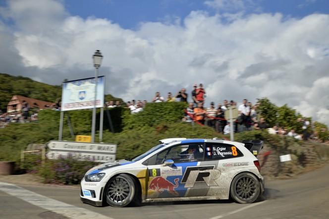 WRC - France/Alsace: Ogier allie le titre au panache