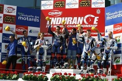 La Yamaha GMT 94 gagne le Bol d'Or