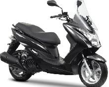 Yamaha XC125R (Majesty S): la campagne de rappel s'étend à la France