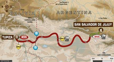 Dakar 2017 - étape 4 : victoire de Walkner, abandon pour Price